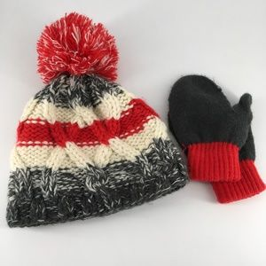 Kids hat / mittens toddler